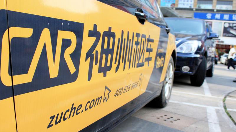 神州租车陆正耀喊话滴滴:平台模式做不成租车业务